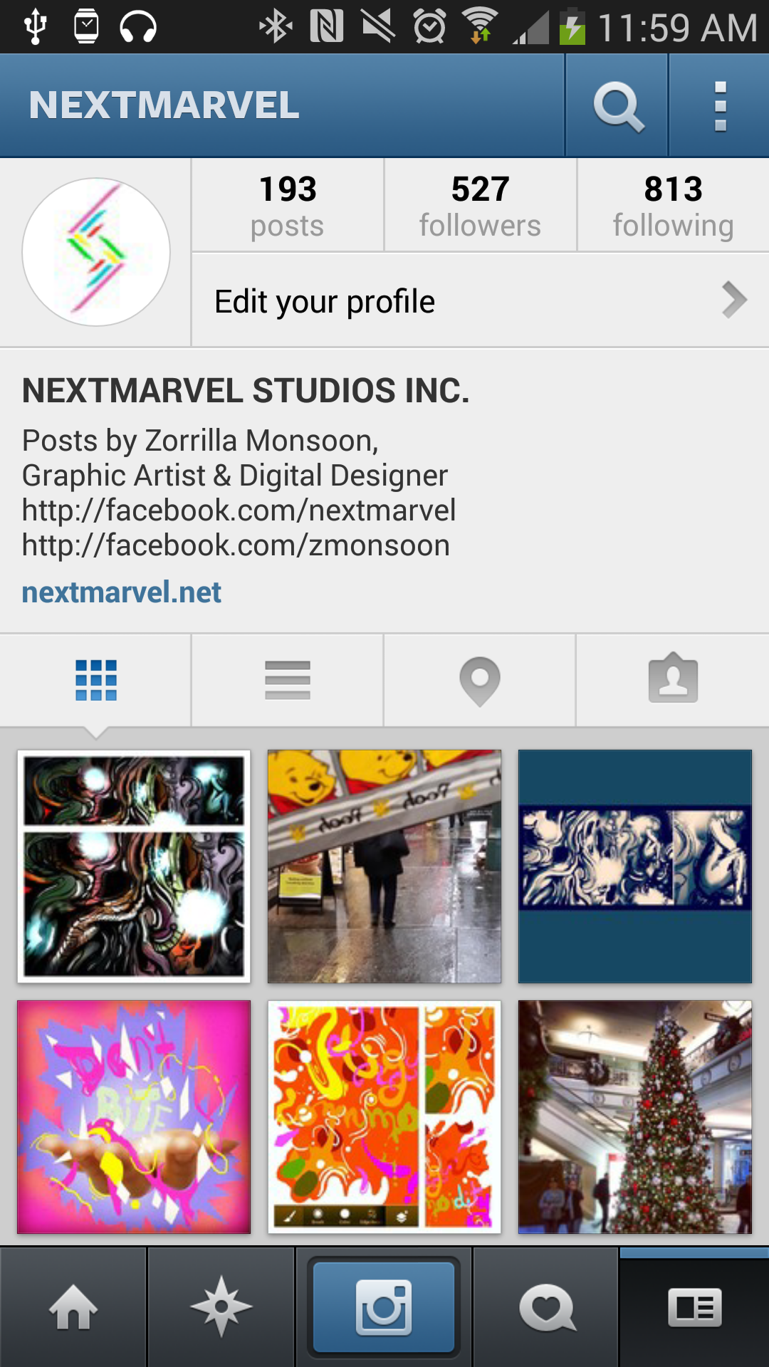 nextmarvel, samsung galaxy note iii 3, samsung galaxy note iii 2, mobile, social media, instagram, facebook, settings